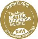 Better Business Award